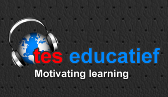 tes educatief motivating learning Netherlands logo